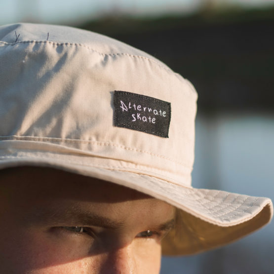 Summer '18 - Woven Hat Beige 1