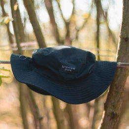 Summer '18 - Woven Hat Black 1